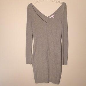 Victoria's Secret Beige Sweater Dress